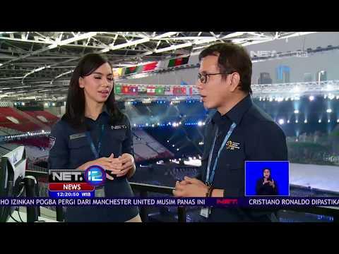 Persiapan Dibalik Layar Jelang Penyambutan Asian Games-NET12