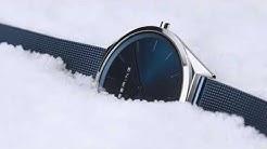 Die neue Ultra Slim 4.8 Uhr der Marke Bering - jetzt bei Uhrzeit.org!