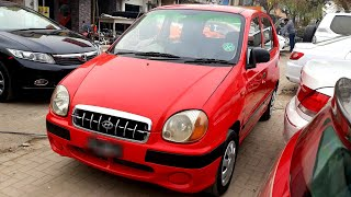 Hyundai Santro Club 1.0 Efi | 2004 Complete Review