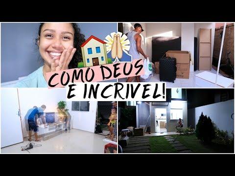 UM RIO DE FELICIDADE: NOSSA MUDANÇA + BEM VINDOS A CASA NOVA!   Vandressa Ribeiro