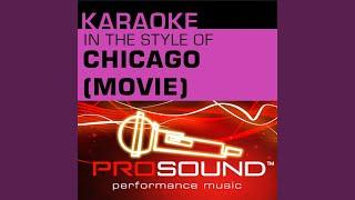 Nowadays (Karaoke Lead Vocal Demo) (In the style of Renée Zellweger)