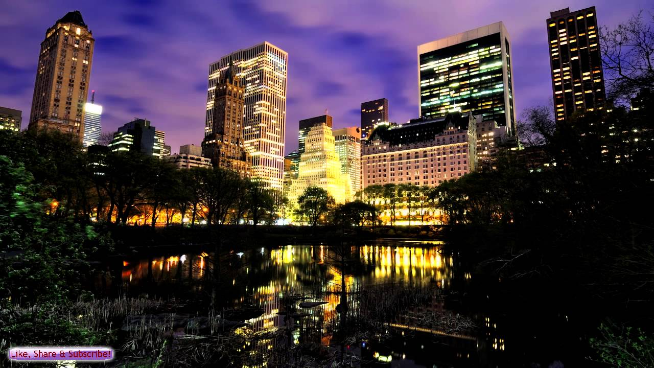 Jazz Music | Central Park | Ambient Relaxing Jazz Music ... Relaxing Jazz Music