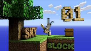 Minecraft Box [Survive] - SkyBlock 01