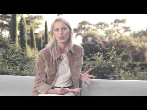 SS 2015 Campaign - Karolina Kurkova's exclusive interview
