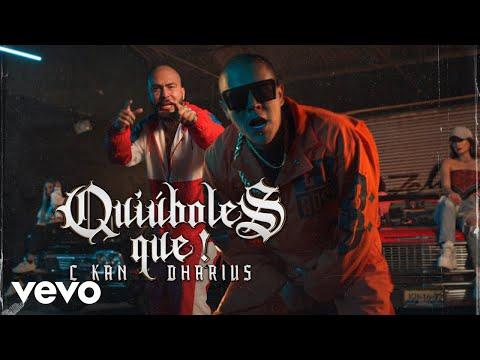 Смотреть клип C-Kan Ft. Dharius - Quiúboles Que!