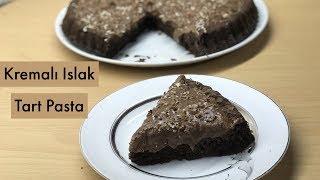 Farklı Kremasıyla Islak Tart Pasta - Naciye Kesici - Yemek Tarifleri