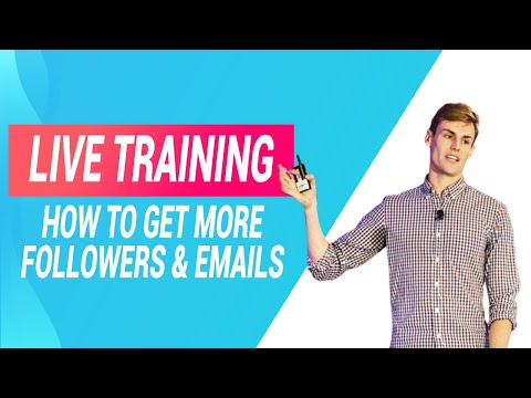Using Referral Marketing To Explode Your Social Following & Email List