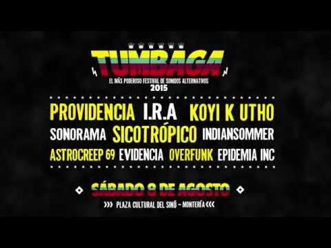 Tumbaga Festival 2015 - Sábado 8 de agosto