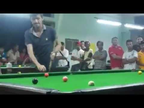 Pemain Snooker Sabah Hebat