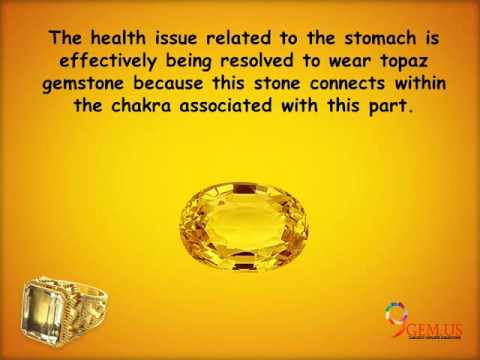 Healing Benefits of Topaz Gemstone