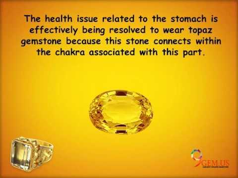 Healing Benefits of Topaz Gemstone