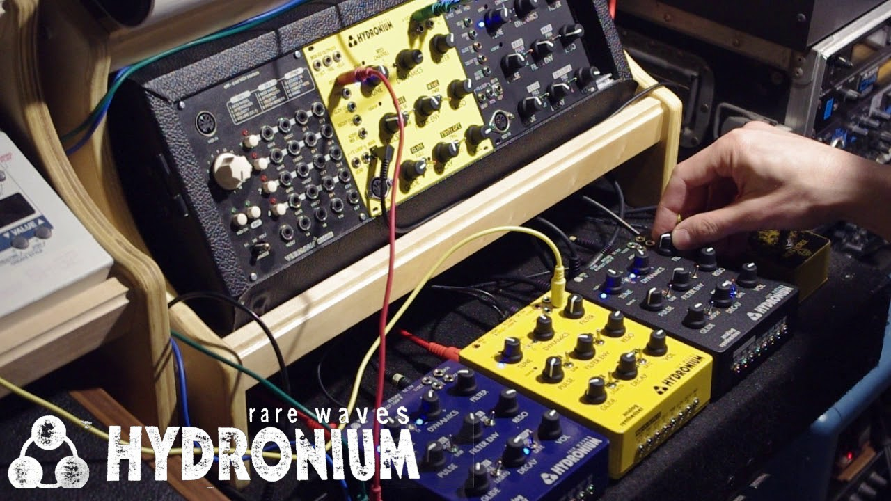 Rare Waves | Makers of fine electronic music instruments