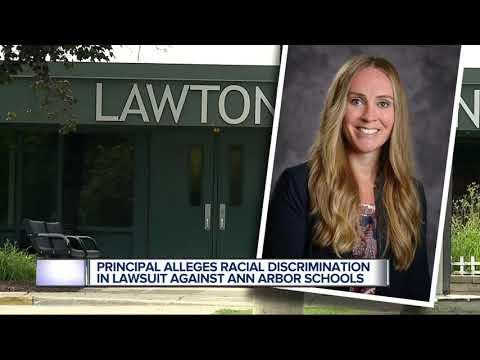 Principal sues Ann Arbor schools for $5M alleging racial discrimination