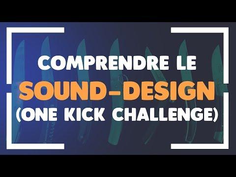 COMPRENDRE LE SOUND-DESIGN (ONE KICK CHALLENGE) * [Tuto FL-Studio]