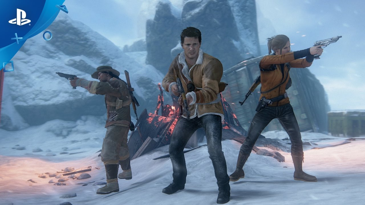 Image result for uncharted 4 survival