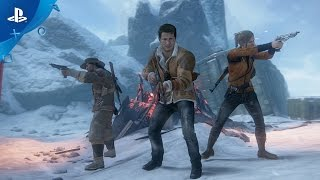 Uncharted 4 - Survival Teaser Trailer | PS4