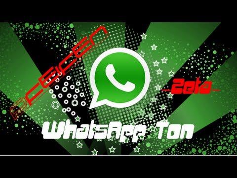 WhatsApp Ton Pfeifen-Zeta + Download