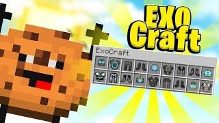 *EXO Suit Armor Mod* Minecraft Cookie Camp - Minecraft Moddeed Mingame   JeromeASF