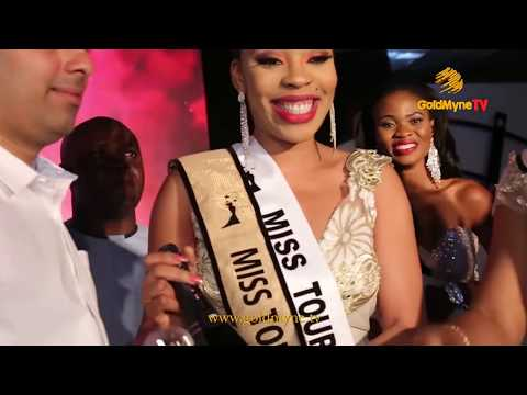 WATCH MISS TOURISM NIGERIA 2016 ... KOREDE BELLO, TJAN, VIKTOH ATTEND
