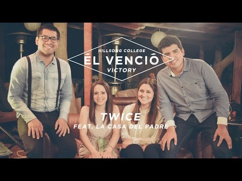TWICE MÚSICA - Él venció (Hillsong College - Victory en español)