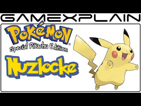 Pokémon Yellow - Nuzlocke Livestream! (Virtual Console)