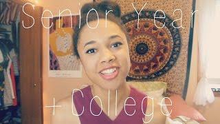Senior Year of High School: College Preparation + Senior Portraits Thumbnail