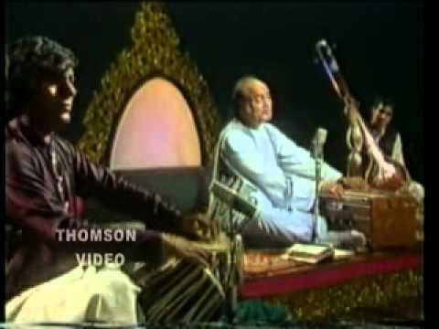 Mehdi Hassan live ghazals in concert-3