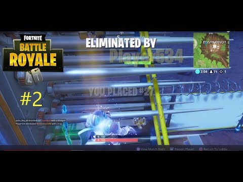 STOMME TRAP!!!!!! [Fortnite #5]