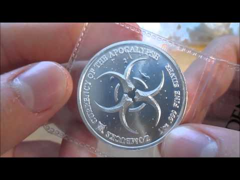 Provident Gold & Silver Unboxing: Privateer Silver Siren Rounds, British Gold Sovereign & More!!