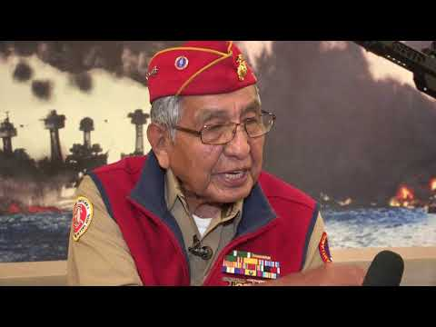 Peter MacDonald Codetalker