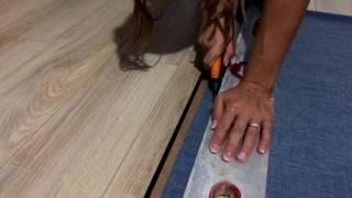 Как просто и ровно обрезать рулонные шторы?(Обрезка рулонных штор, купленных в