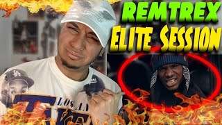 JDZmedia - Remtrex [ELITE SESSIONS] Reaction HE FITS BROOKLYN PERFECTLY!! (UK Rap, Grime,Trap)