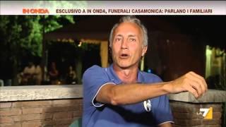 In Onda - Funerali Casamonica: parlano i familiari (Puntata 21/08/2015)