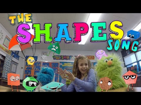 Shapes Song for Kids! (Cover of Shape of You by Ed Sheeran) Mp3