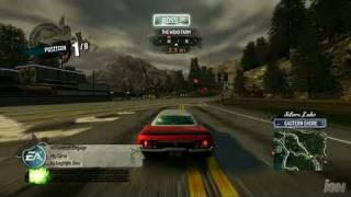 Burnout Paradise: The Ultimate Box PC Games Gameplay - Race