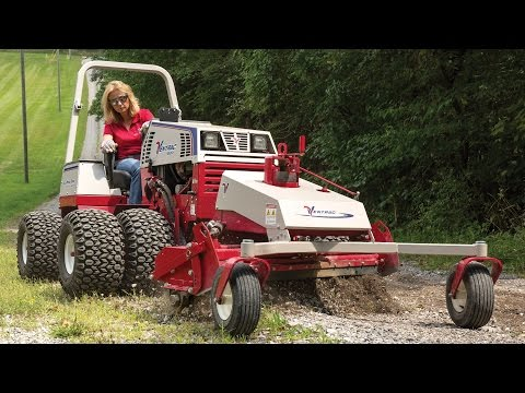 Take Back Your Weekends with Ventrac