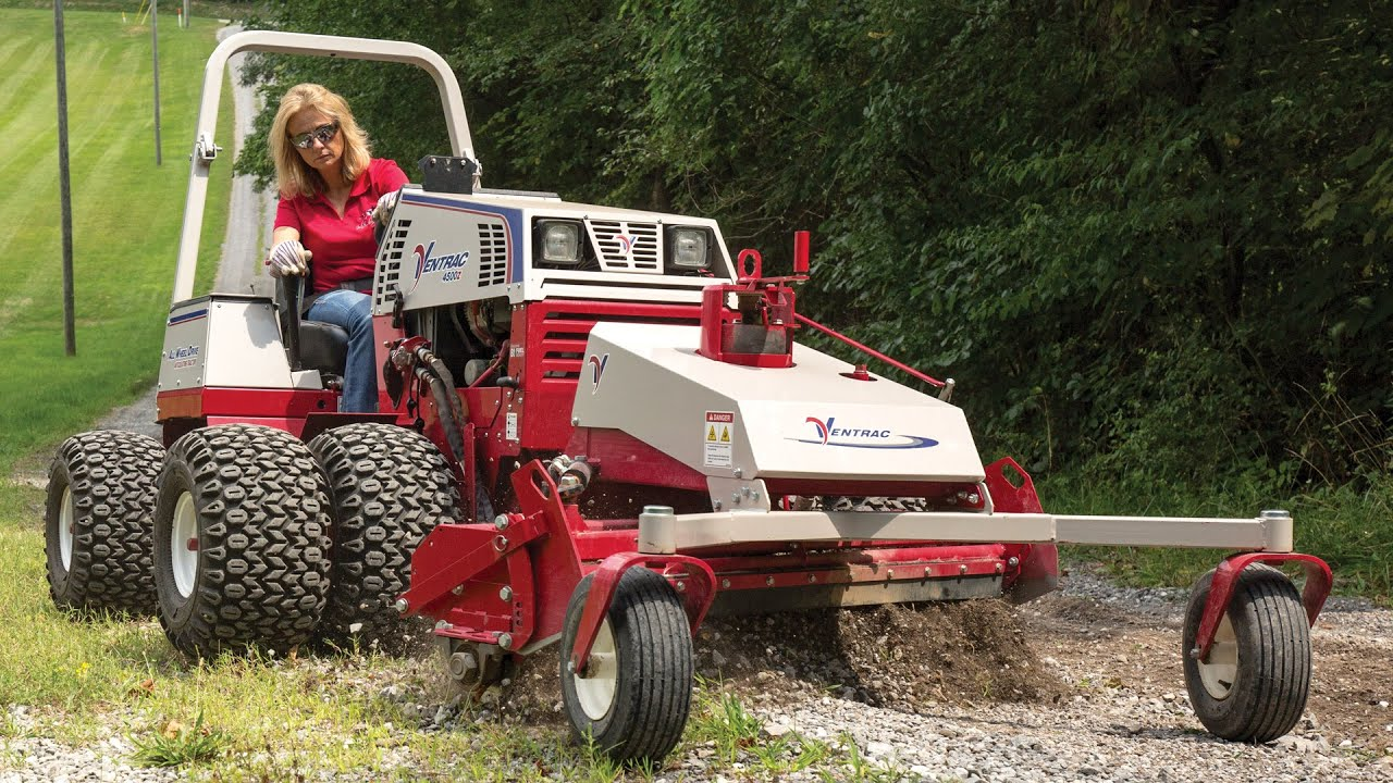 Take Back Your Weekends With Ventrac Youtube