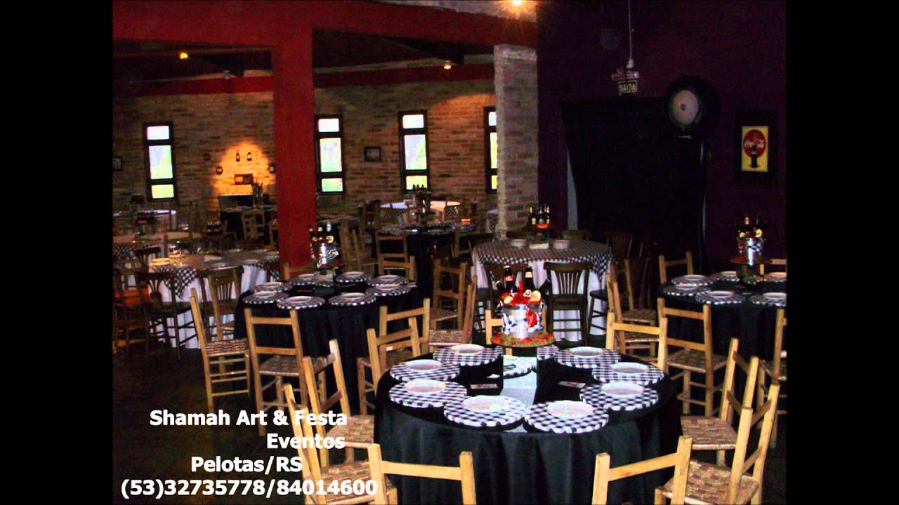 decoracao boteco chic:Decoracao Festa De Boteco
