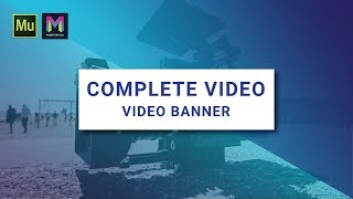 Complete Video Widget Video Banner Adobe Muse CC Muse For You