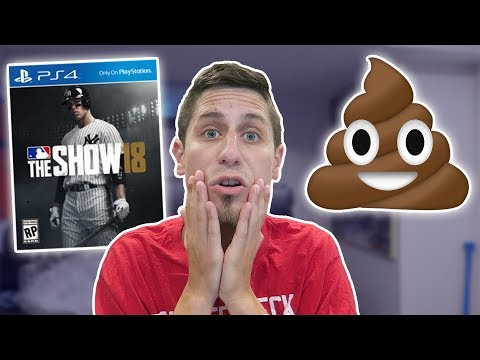 Why MLB The Show 18 Is A FAILURE