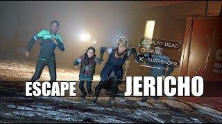 "Detroit Become Human - ""What Happens If"" Kara & Alice Attempt To Escape Jericho - Crossroads"