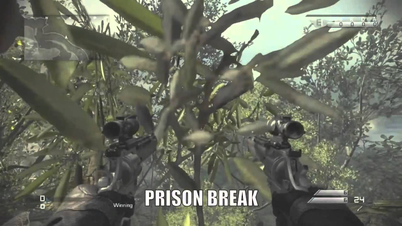 Cod Ghosts Best Hiding Spot On Every Map Call Of Duty Secret