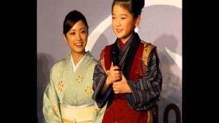 浜田ここねちゃんはオーディションに受かった8歳の新人子役。 上戸彩さ...