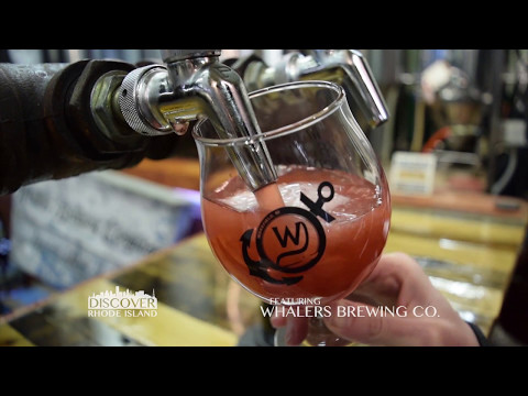 Discover Rhode Island: Whaler's Brewing Co