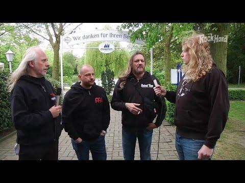 """Sodom sprechen über ihr neues Album """"Decision Day"""""""