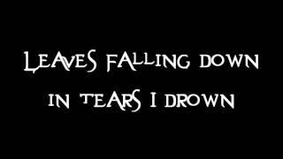 Leaves Falling Dead By April CD Q Lyrics