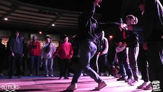 Play Off Bgirl Battle | Free Yourself 2018 | OLIFILMS