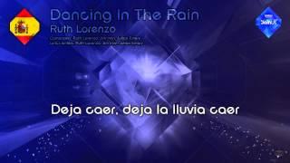 "Ruth Lorenzo - ""Dancing In The Rain"" (Spain) - [Karaoke version]"