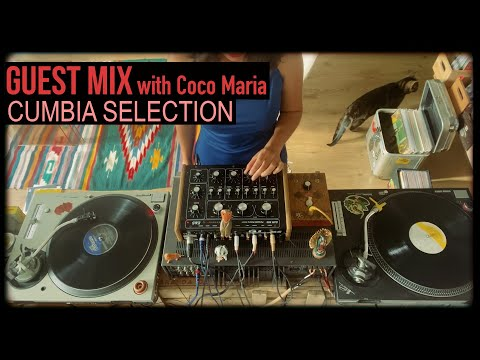 Guest Mix: Cumbia Selection with Coco Maria