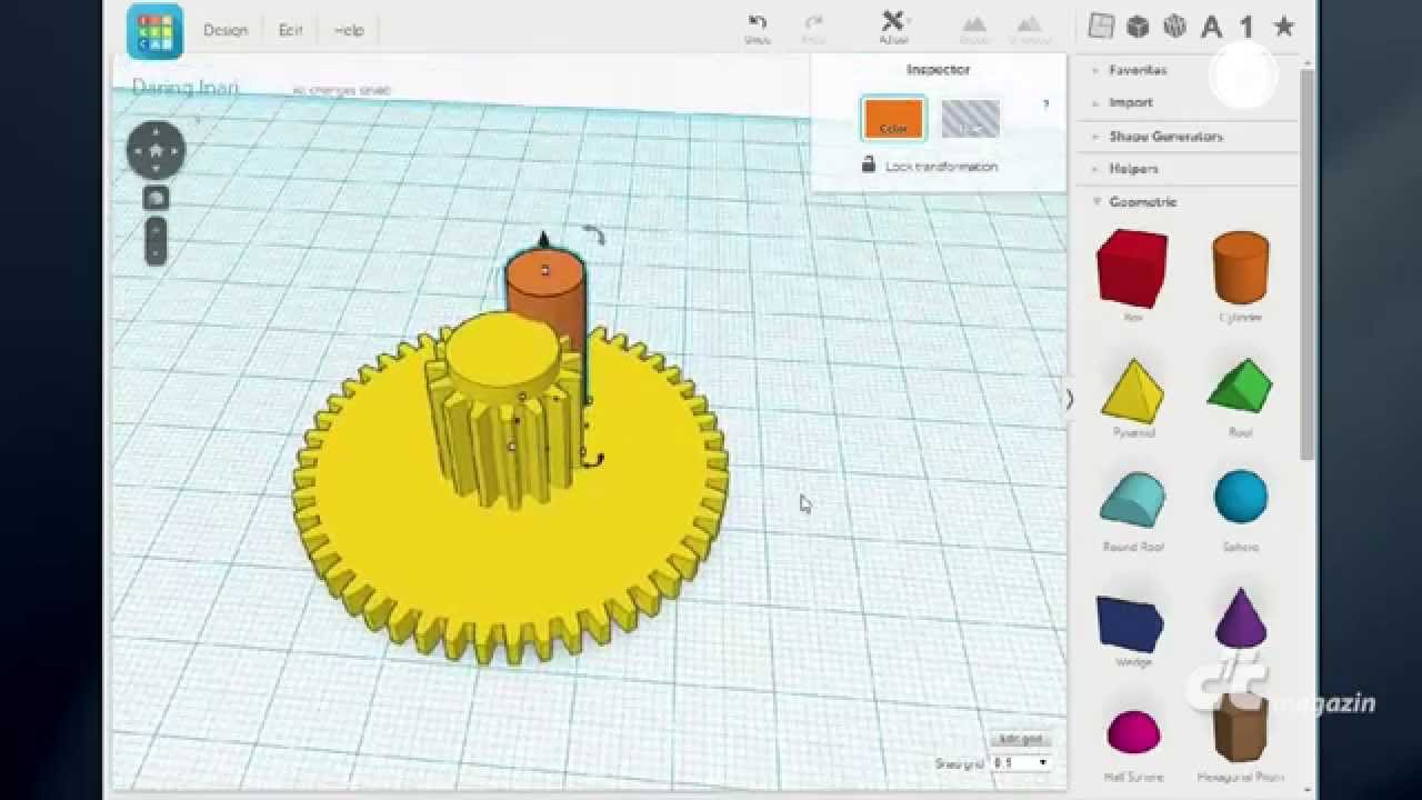 Tinkercad All3dp